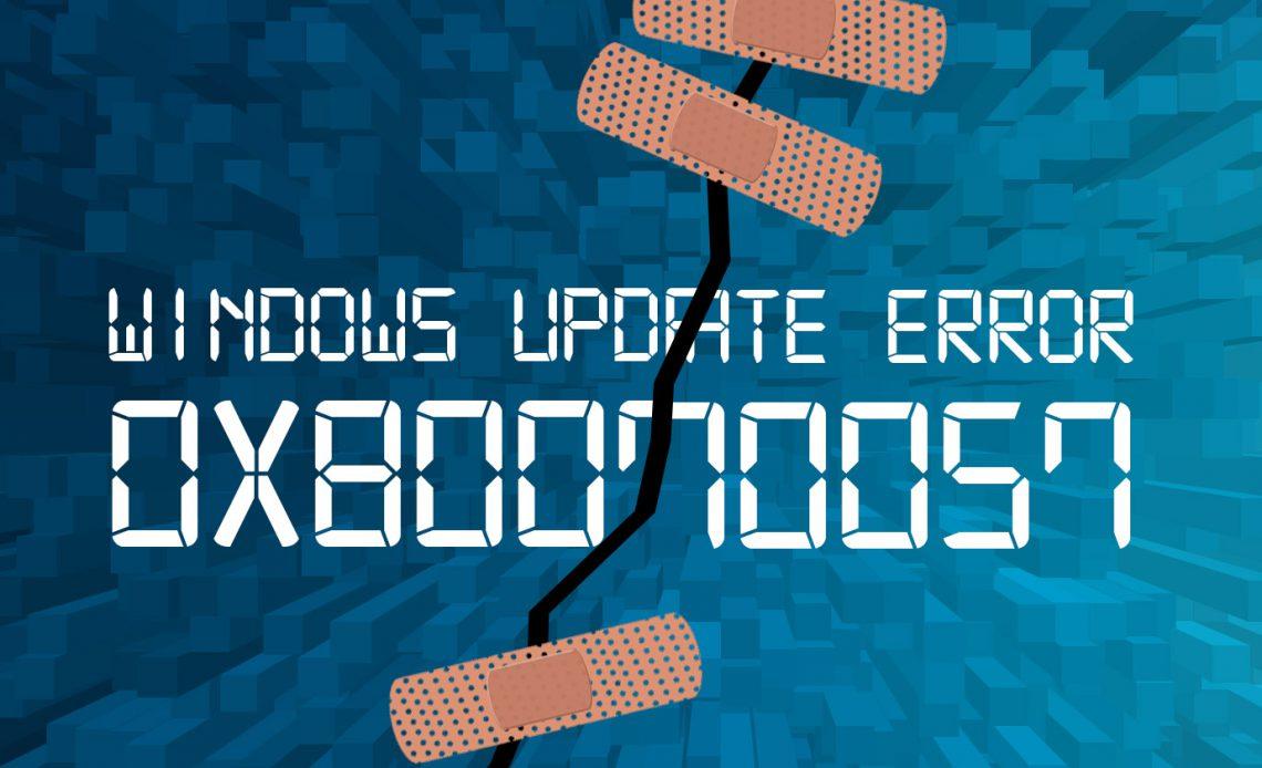 Как исправить ошибку Windows Update 0x80070057