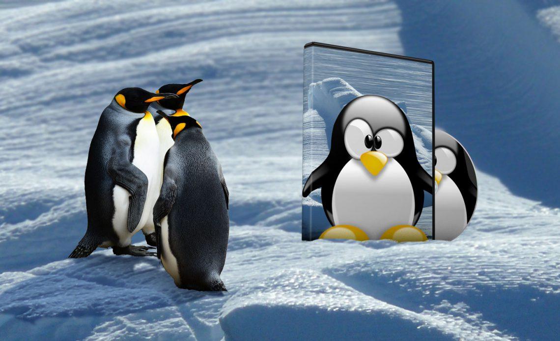 Как создать свой собственный загрузочный Linux Live CD