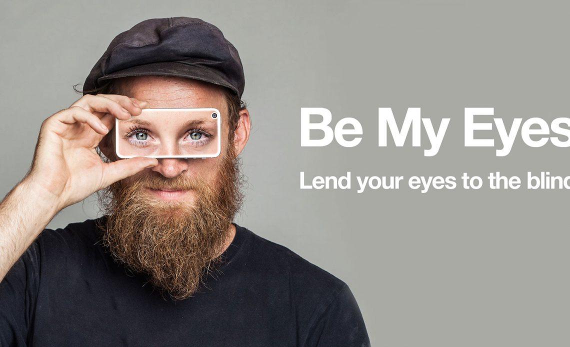 Используйте свой iPhone, чтобы помочь слепым и слабовидящим