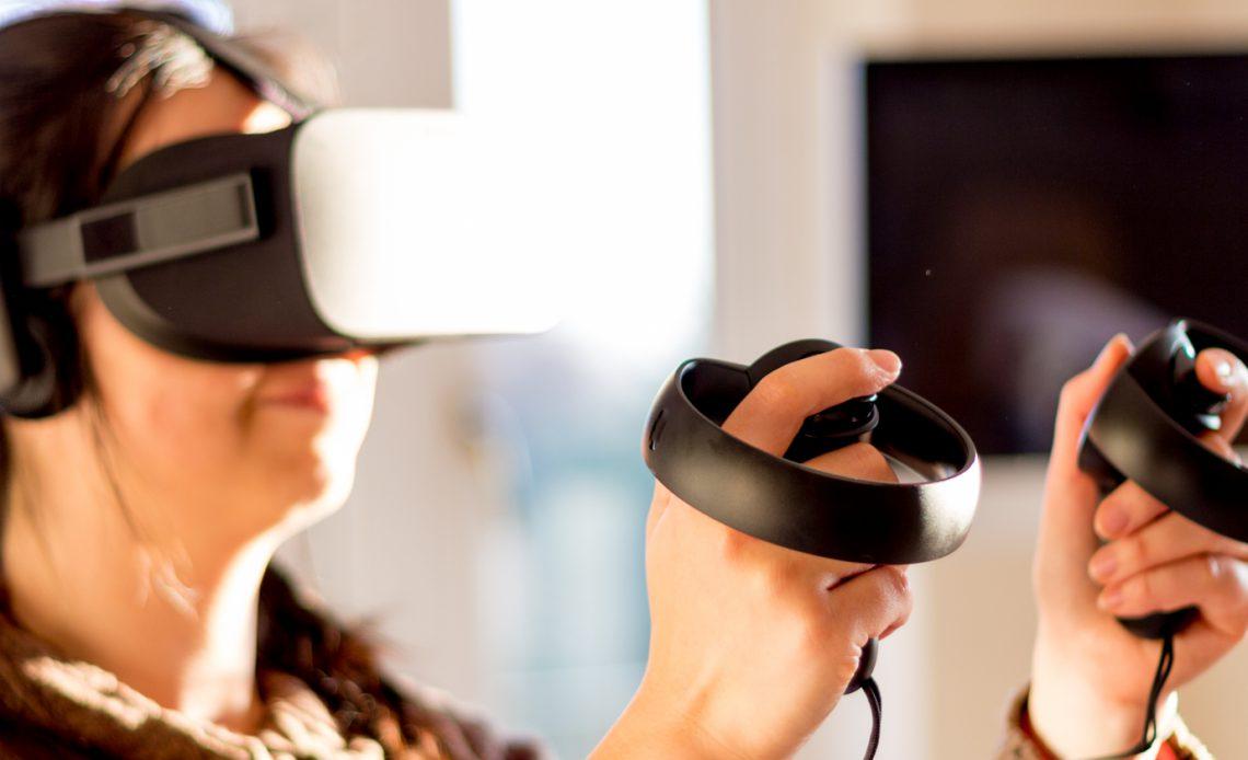 Обзор контроллеров Oculus Touch VR