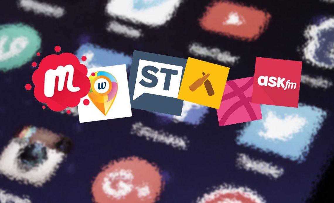 Вам нужно проверить эти 8 нишевых социальных сетей - gadgetshelp,com