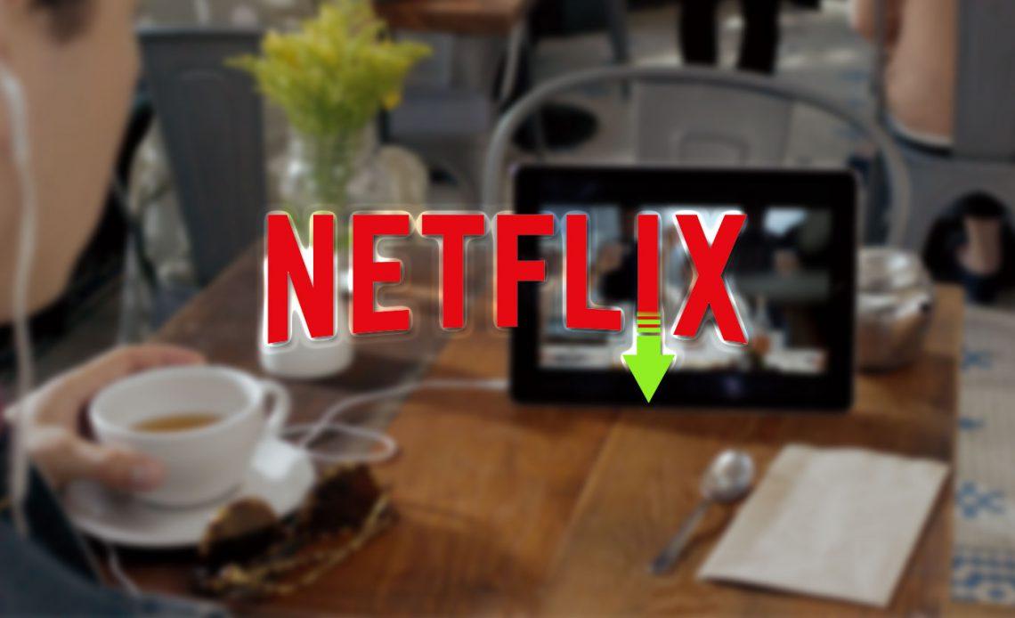 Как скачать фильмы и телепередачи на Netflix