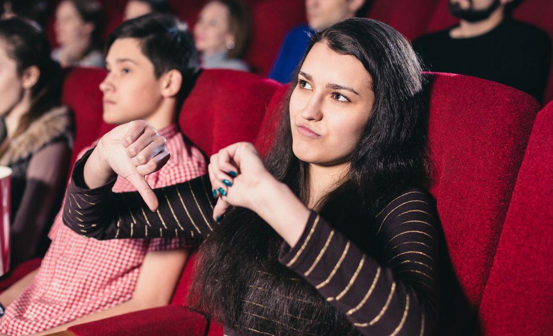 Худшие фильмы, которые вы можете посмотреть на Netflix прямо сейчас