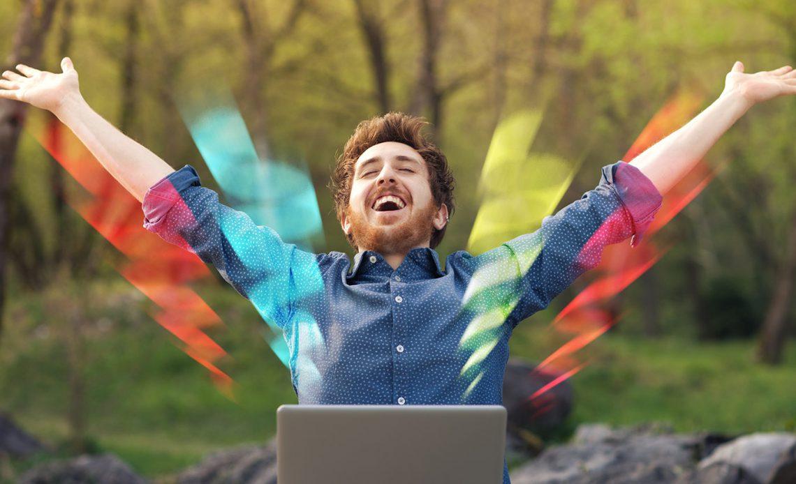 Эти 13 веб-сайтов могут быть самыми счастливыми местами в Интернете