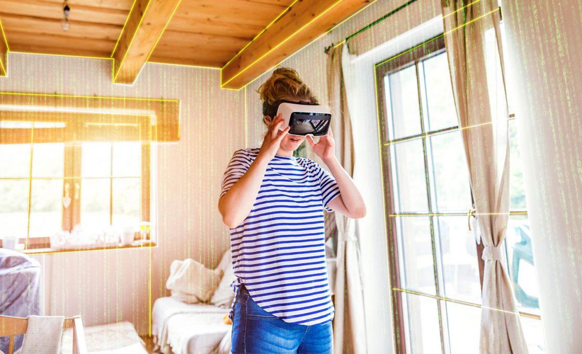 Как настроить идеальную комнату VR