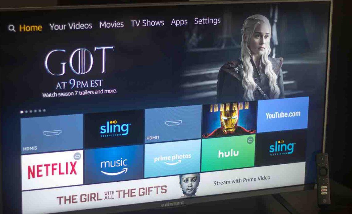 Что такое единый вход для Amazon Fire TV?