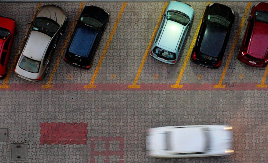 Как найти парковку с помощью Google Maps