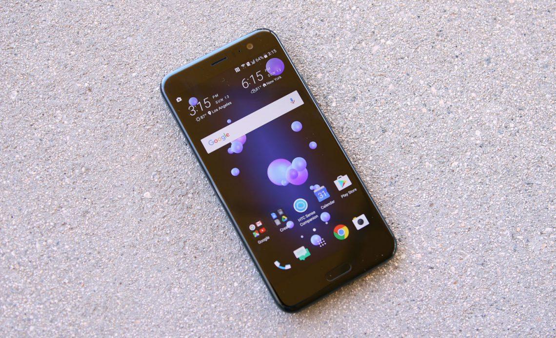 HTC U11 Review: определение посредственности