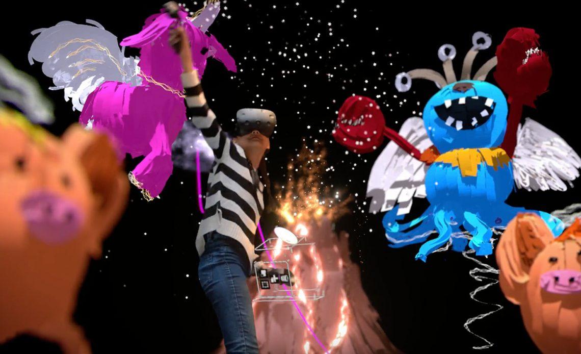 Лучшие VR-приложения для творческого погружения