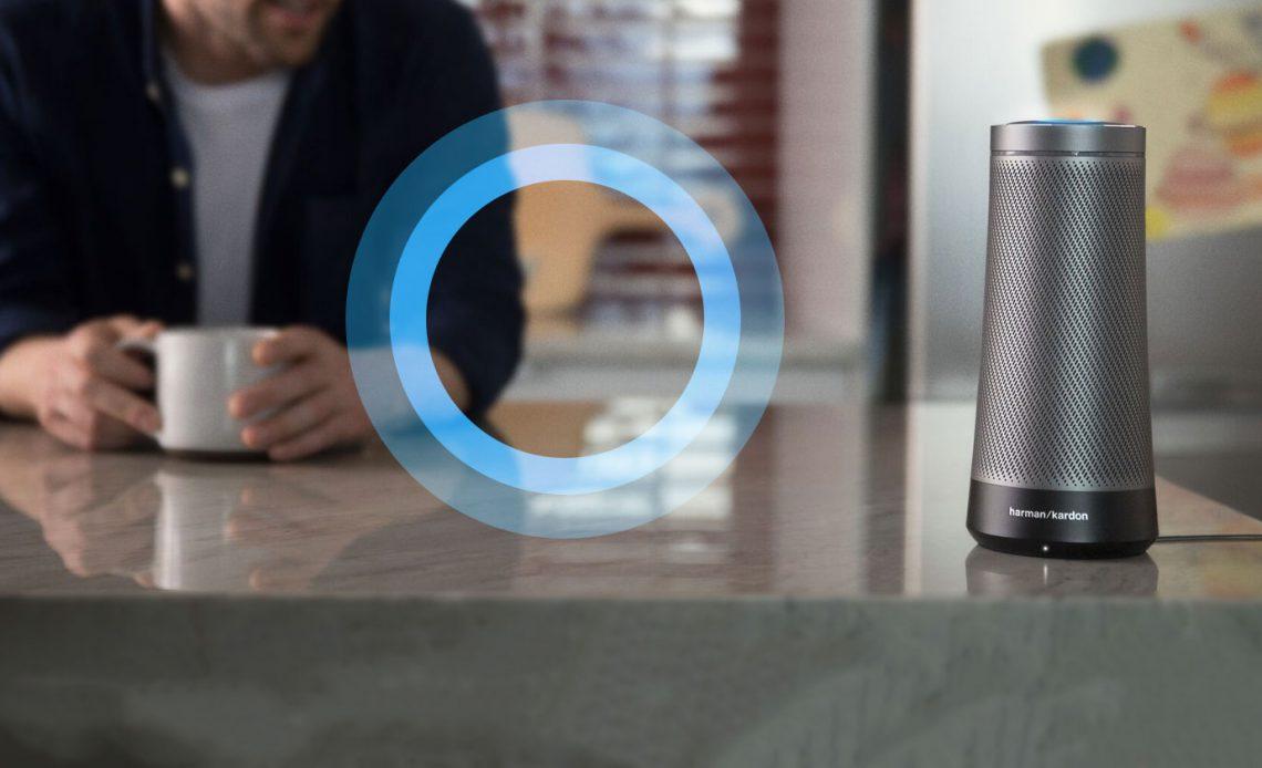 Microsoft Cortana теперь управляет вашим домом с помощью Invoke Smart Speaker