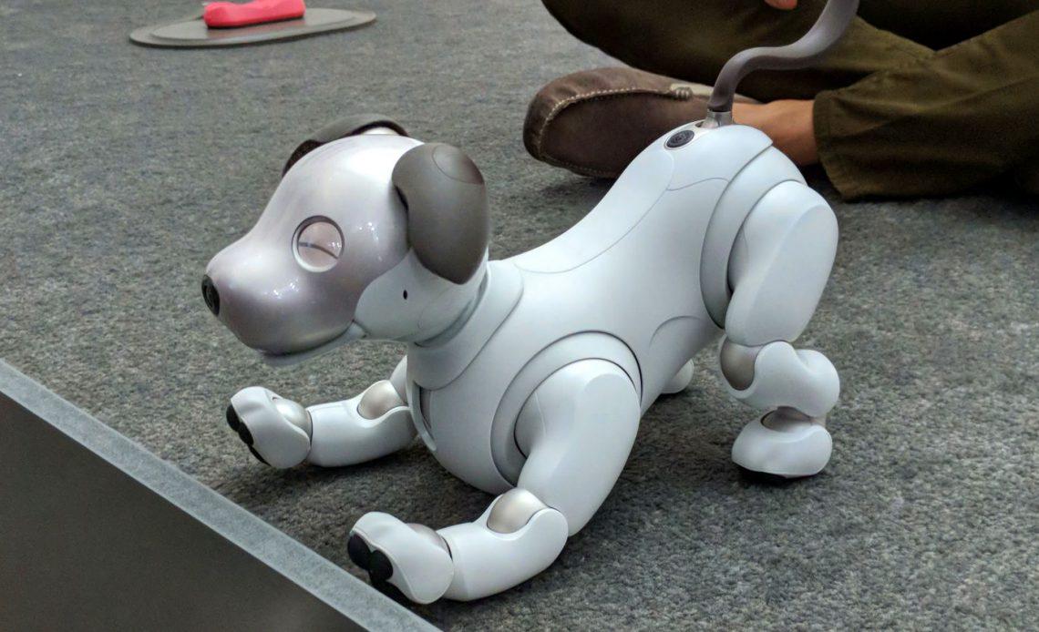 CES 2018: Sony хочет снова заменить вашу собаку
