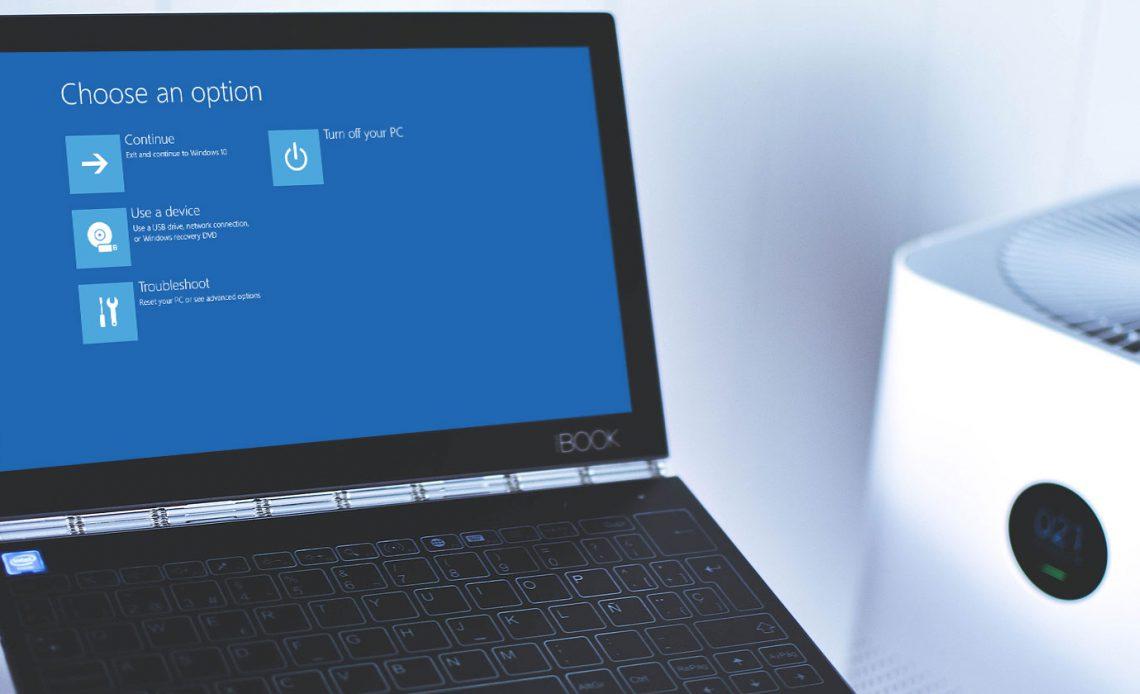 Как удалить старые пункты меню загрузки в Windows 10
