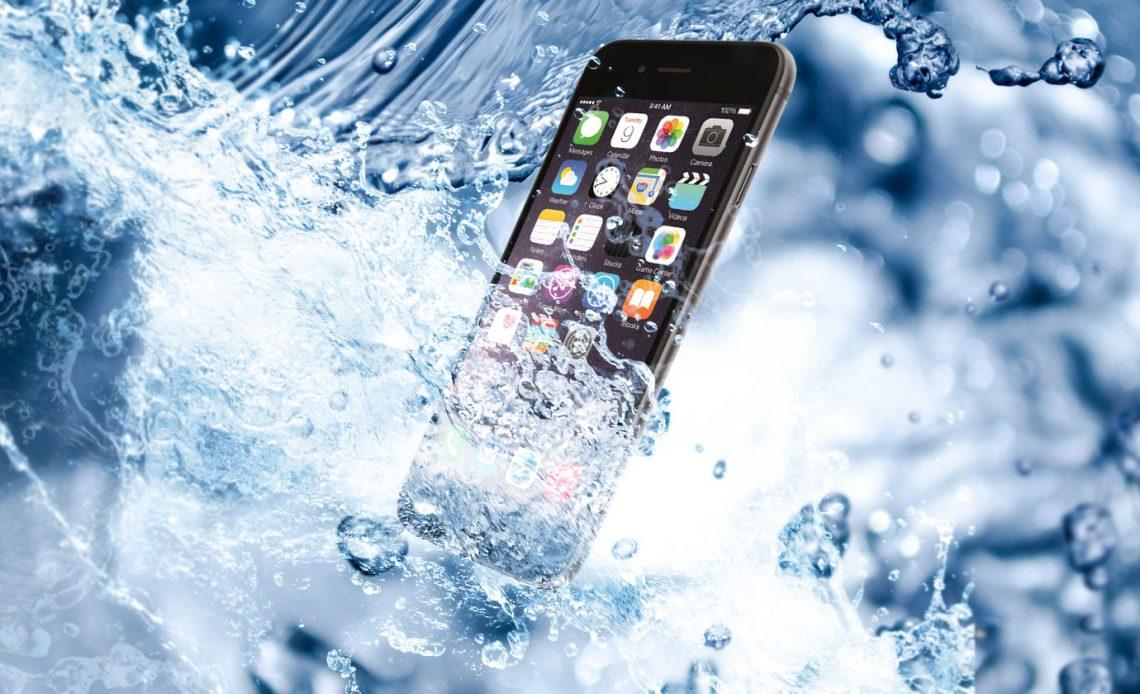 Как исправить поврежденный водой iPhone