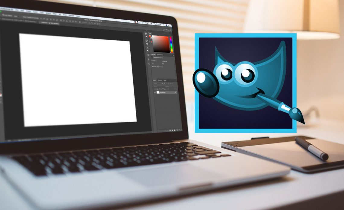 Как перейти с Photoshop на GIMP: 5 шагов, чтобы облегчить переход