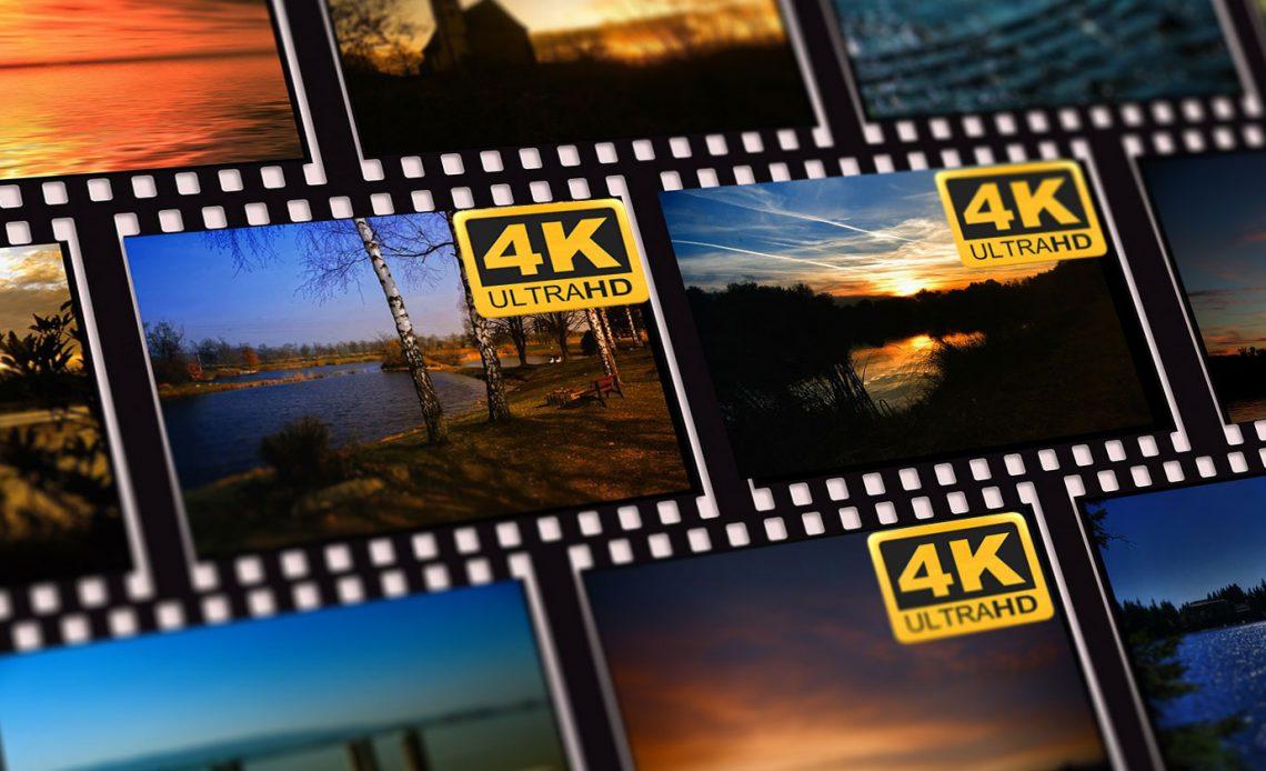 5 сайтов, чтобы загрузить бесплатные и бесплатные 4K или Ultra HD стоковые видеоролики