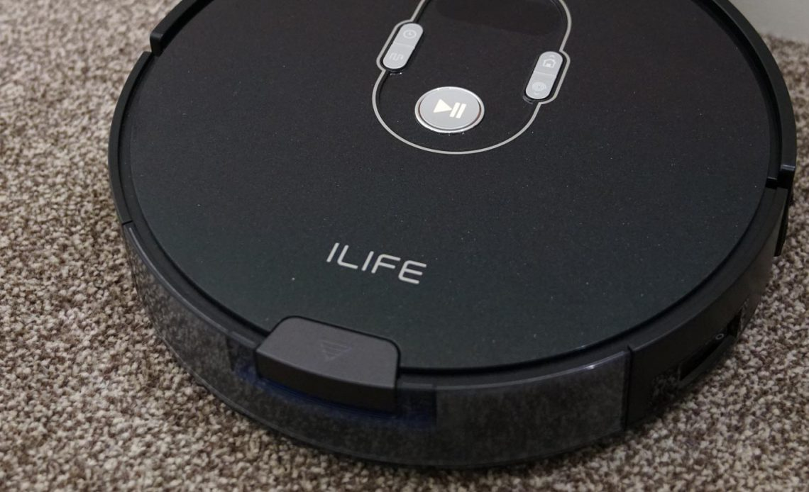 iLife A7: лучший робот-пылесос