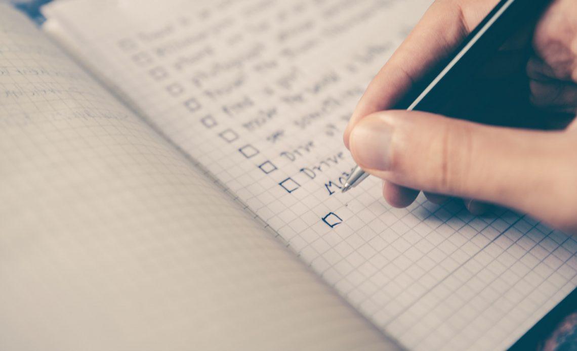 Как найти идеальное приложение для заметок с помощью этого контрольного списка
