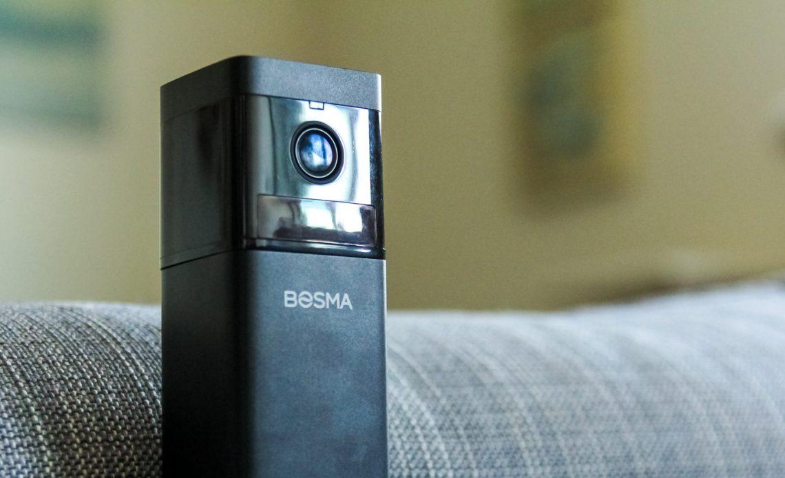 Обзор Bosma X1: Достойная внутренняя камера безопасности, в которой отсутствует польский