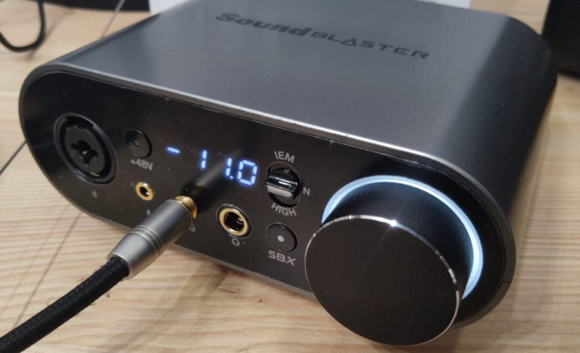Creative Sound Blaster AE-9: старое имя, новые идеи