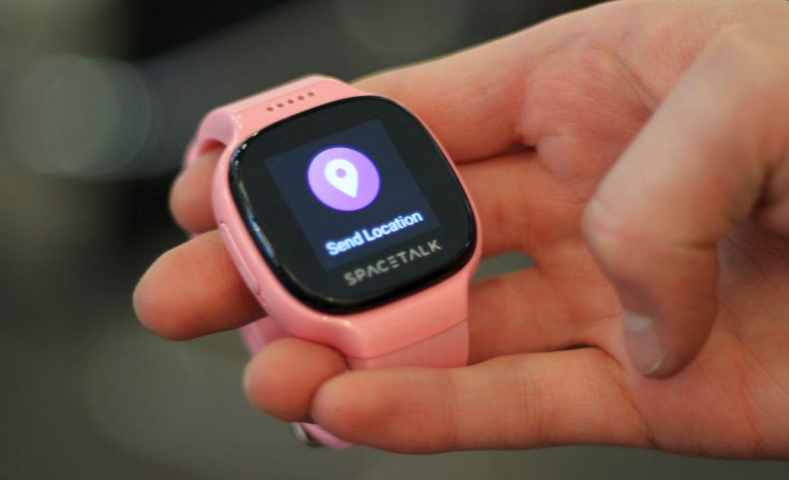 SpaceTalk: детские телефонные часы для конфиденциальности