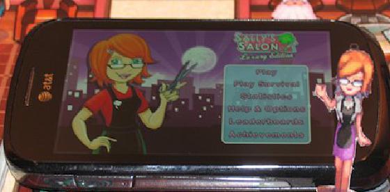 Sally's Salon lead