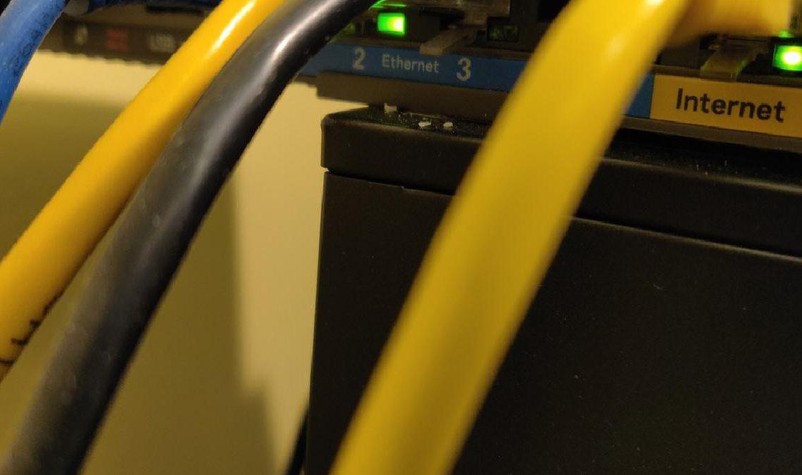 Сетевой кабель для Netgear Nighthawk AC1900