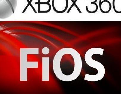 Verizon FiOS выходит на XBox Live