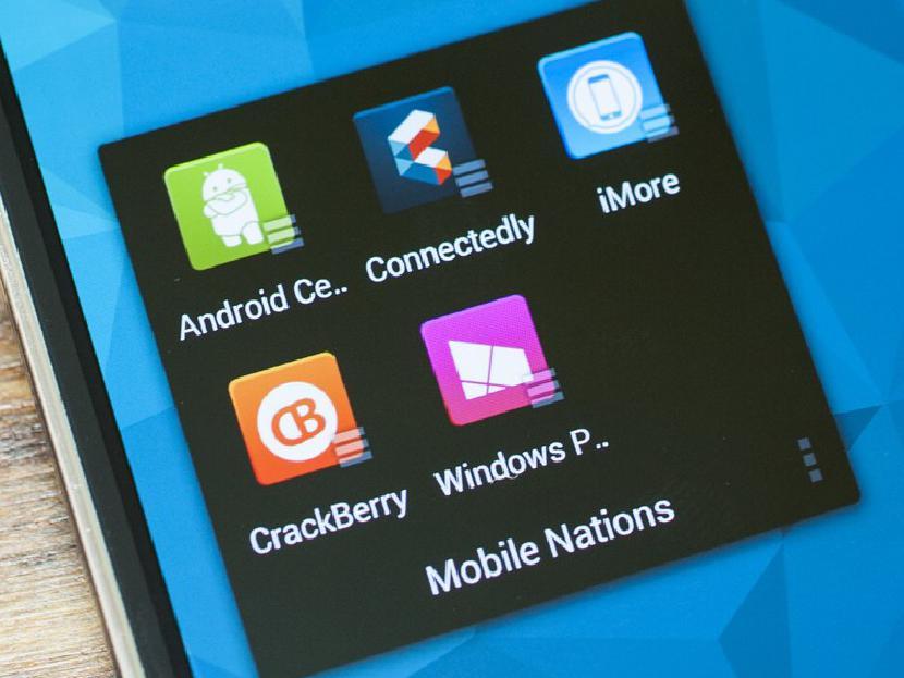 Приложения для мобильных наций