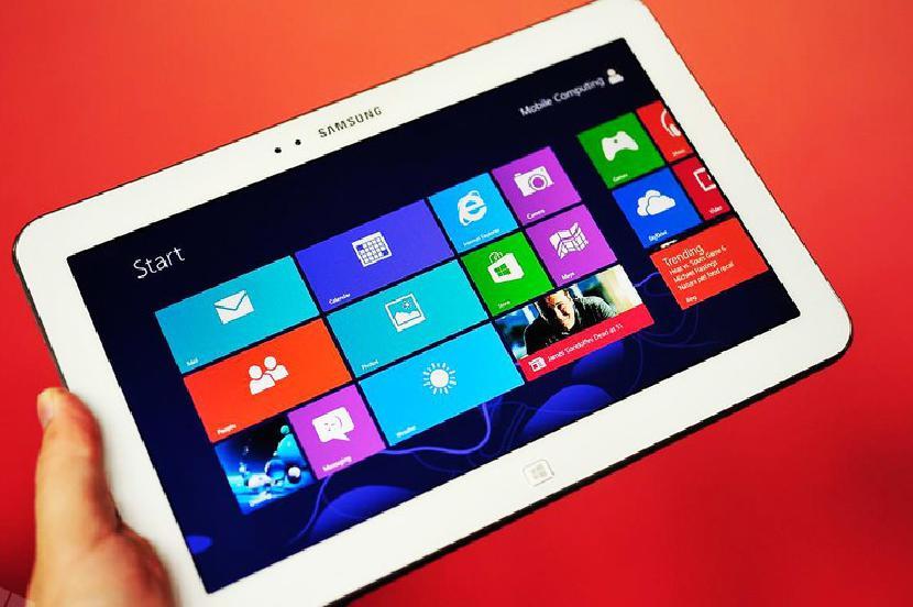 Samsung ATIV Tab 3 с Windows 8