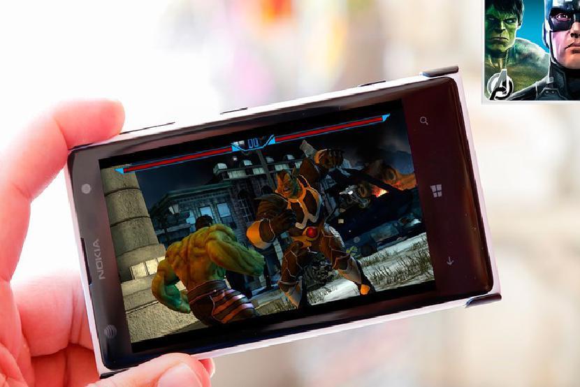 Мстители Инициатива для Windows Phone