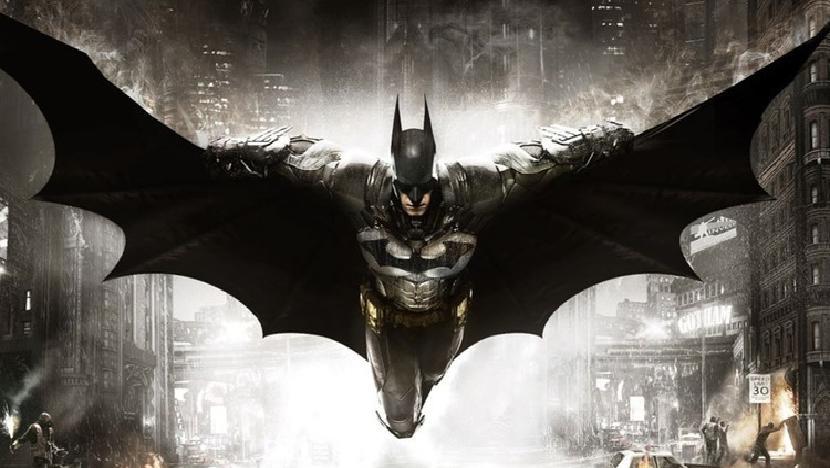 Бэтмен: Рыцарь Аркхэм