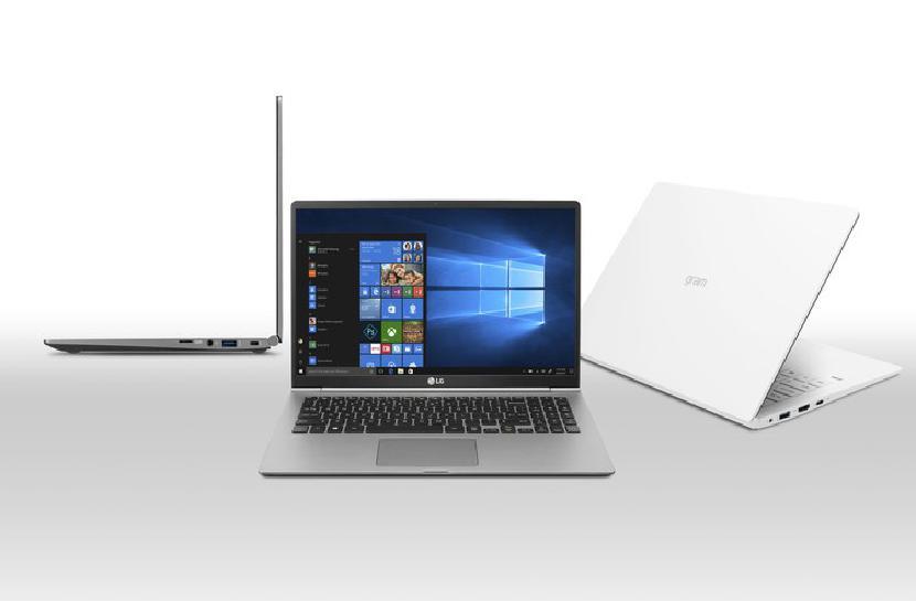 LG обновляет линейку Gram новыми процессорами, увеличивая время автономной работы
