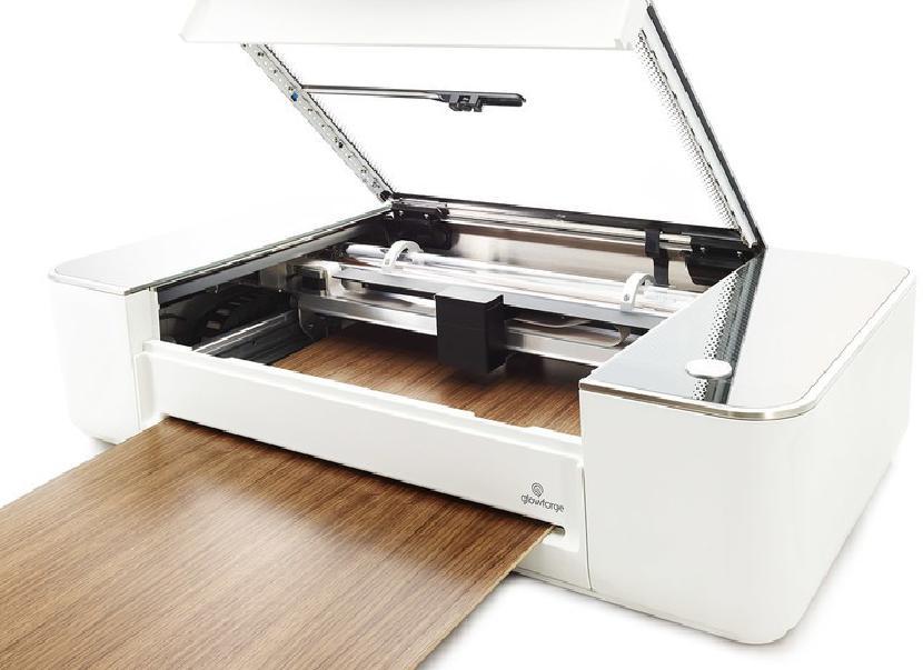 Домашний 3D лазерный принтер Glowforge теперь доступен для общественности