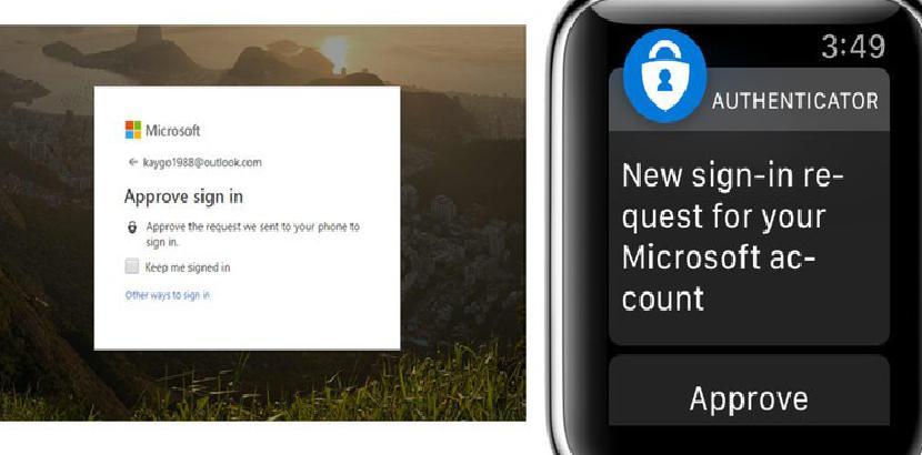Приложение Microsoft Authenticator для Apple Watch запускается в открытом доступе