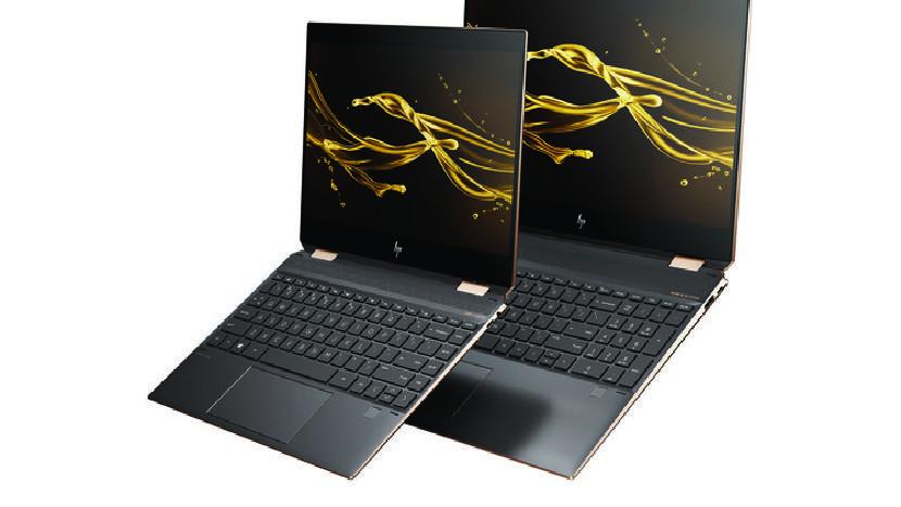 HP Spectre x360 получает смелый, угловой дизайн с последним обновлением
