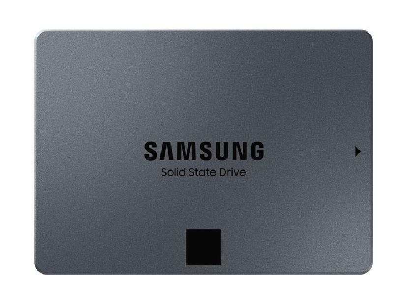 Новые твердотельные накопители QVO от Samsung 860 обеспечивают высокую емкость и дешевизну