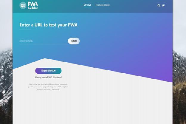 PWA Builder от Microsoft выпускает 2.0 с новым дизайном и многим другим
