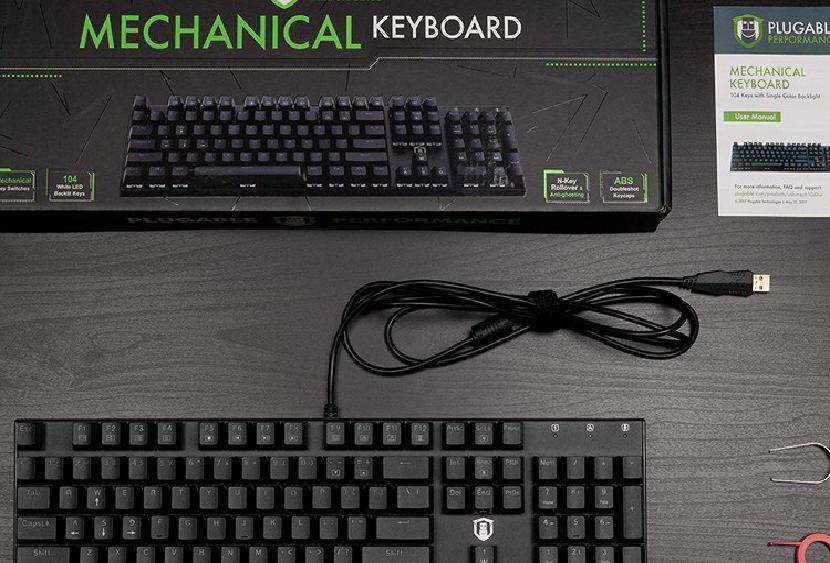 Сменная Производительная Клавиатура