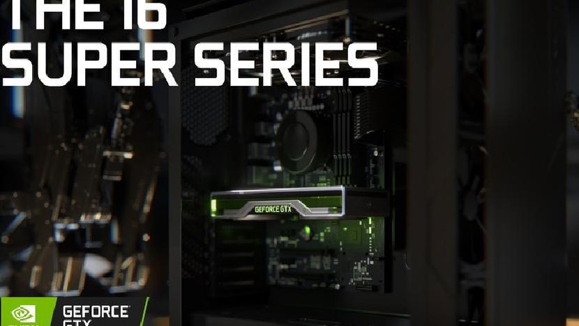 NVIDIA new 16 series GPUs