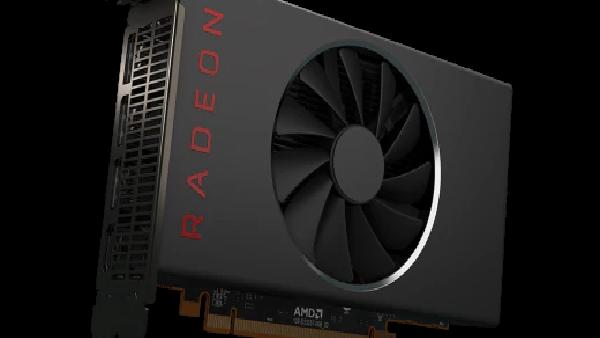 AMD Radeon RX 5500 XT GPU
