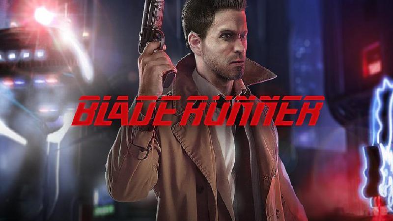 Blade Runner cover art