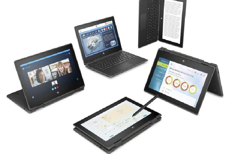 HP Probook x360 G5 and G6 for Education