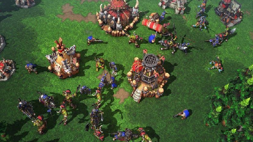 World of War Warcraft 3 Reforged