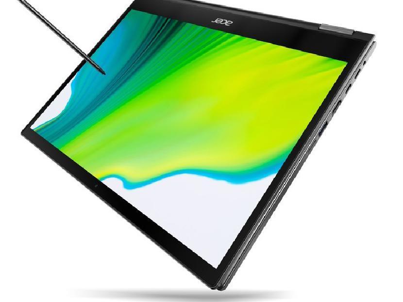 Acer Spin 5 tablet mode