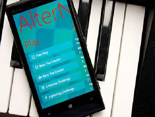 Altern8 для Windows Phone