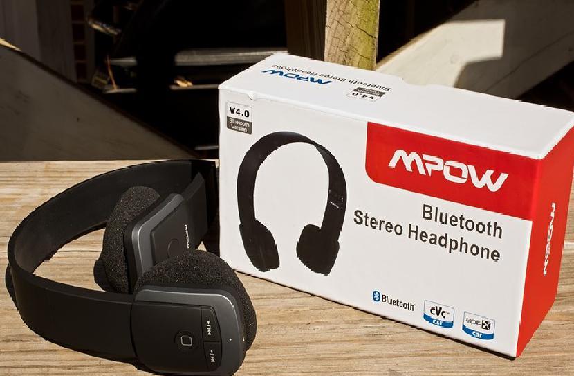 Mpow Bluetooth 4.0 Складные наушники