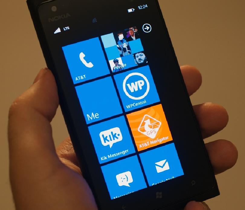 ВНИМАНИЕ & Nokia Lumia 900
