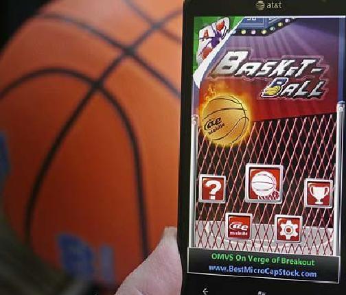 Баскетбол для Windows Phone