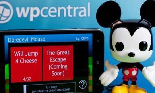 Сорвиголова Мышь для Windows Phone