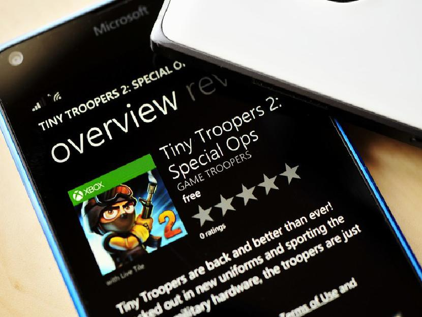 Tiny Troopers 2: специальные операции для Windows Phone